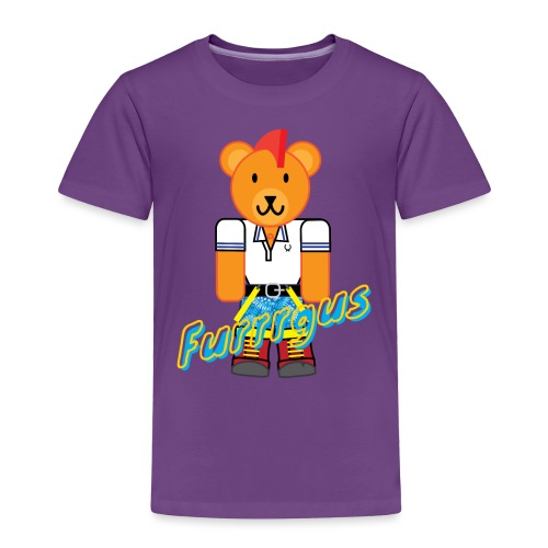 Skinhead Furrrgus - Toddler Premium T-Shirt