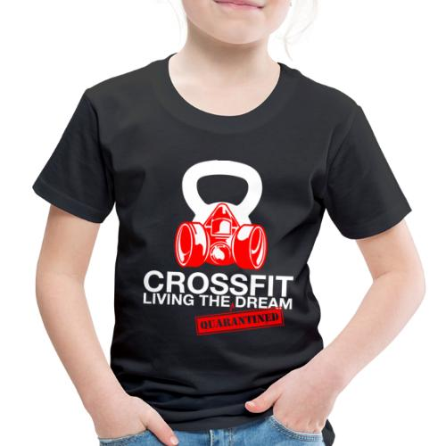 CROSSFIT LTQD - WHITE - Toddler Premium T-Shirt