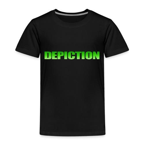 Depiction Impact [GREEN] - Toddler Premium T-Shirt