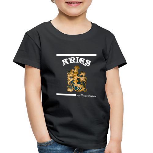 ARIES WHITE - Toddler Premium T-Shirt