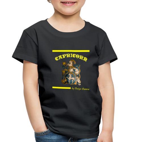 CAPRICORN YELLOW - Toddler Premium T-Shirt