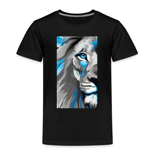 Blue lion king - Toddler Premium T-Shirt