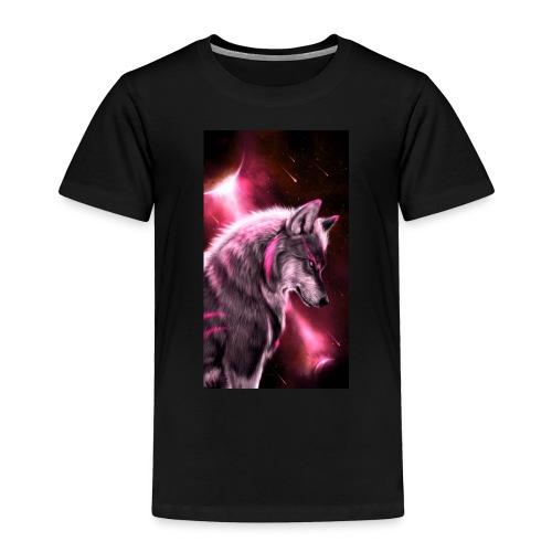 Wolf bc73ed93 1aed 4cae bd5e 3b164b18646e - Toddler Premium T-Shirt