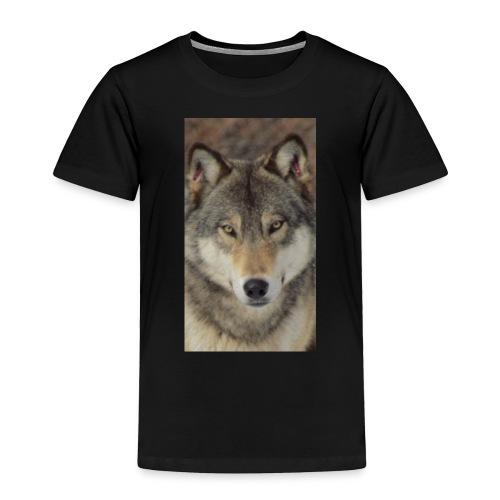 Wild wolf - Toddler Premium T-Shirt