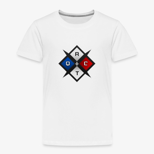 RTQC Logo - Toddler Premium T-Shirt