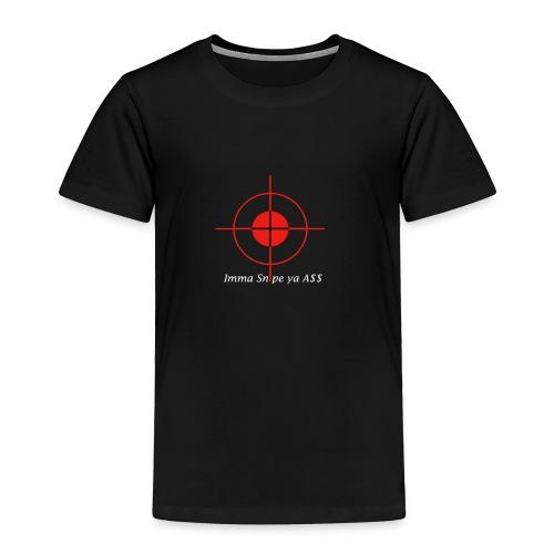 SNIPE - Toddler Premium T-Shirt