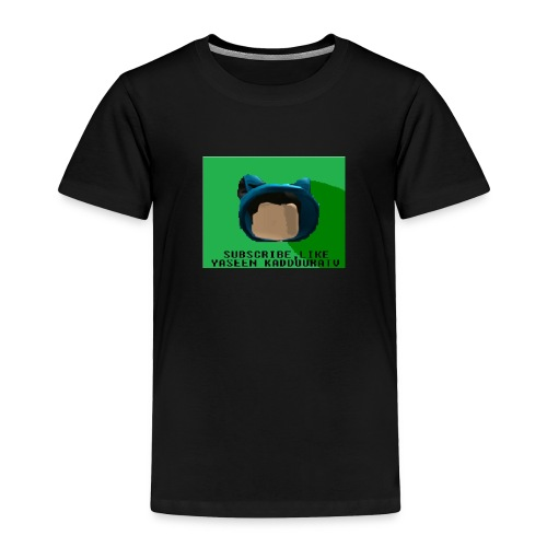 My Logo - Toddler Premium T-Shirt