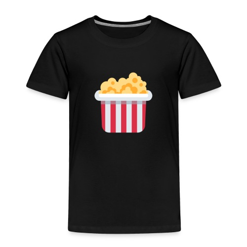 Popcorn 😀 - Toddler Premium T-Shirt