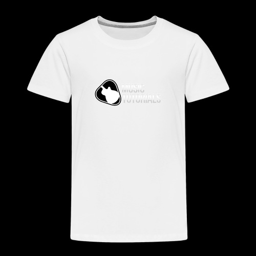 Music Tutorials Logo - Toddler Premium T-Shirt