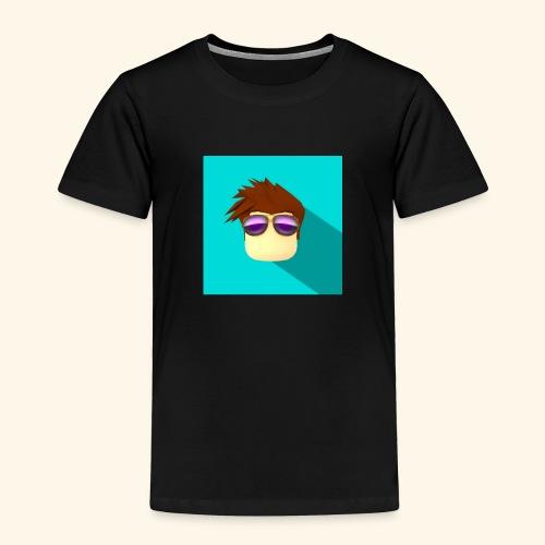 NixVidz Youtube logo - Toddler Premium T-Shirt