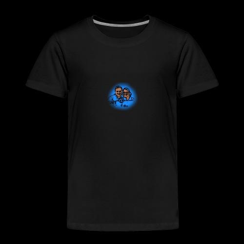 Smaller No Text Logo - Toddler Premium T-Shirt