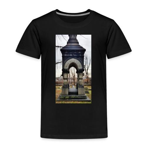through the darkness - Toddler Premium T-Shirt