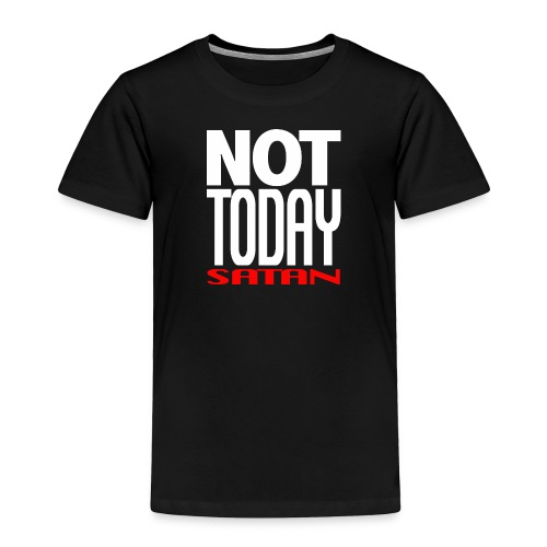 NTS BLK T Shirt - Toddler Premium T-Shirt