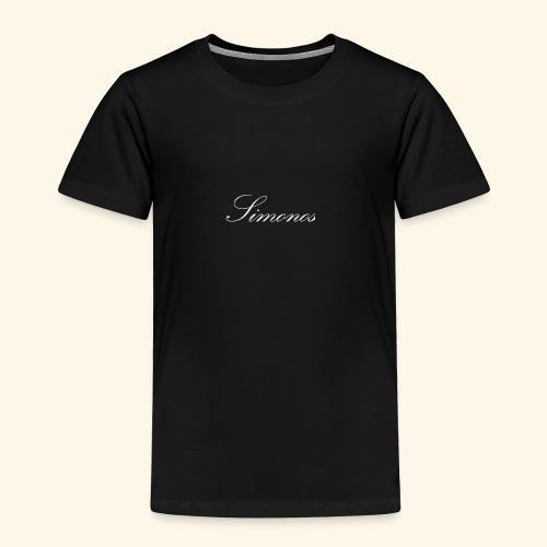 Simonos - Toddler Premium T-Shirt