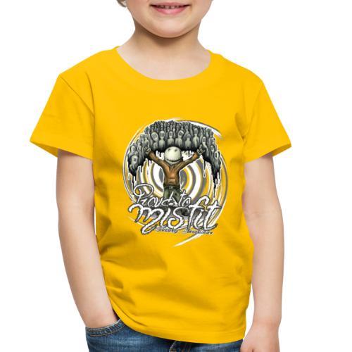 proud to misfit - Toddler Premium T-Shirt