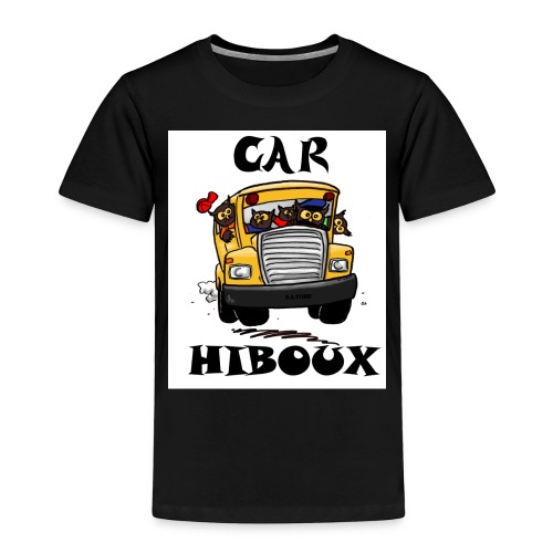 Car-Hibou - Toddler Premium T-Shirt