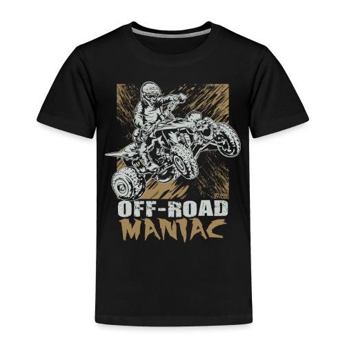 ATV Quad Stunt Mania - Toddler Premium T-Shirt