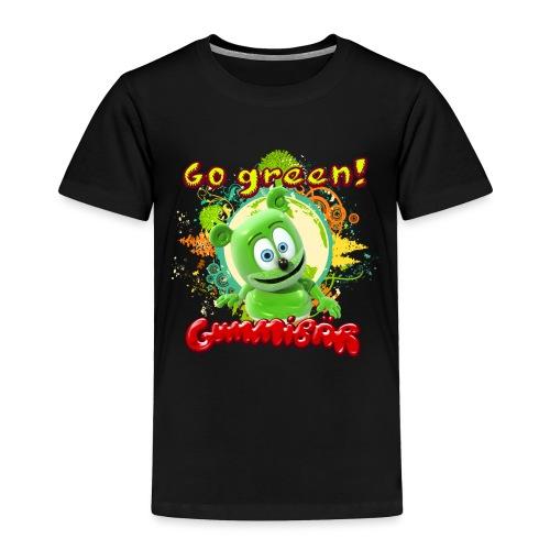 Gummibär Go Green Earth Day Trees - Toddler Premium T-Shirt