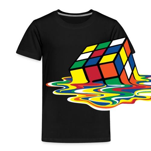 meltingcube - Toddler Premium T-Shirt