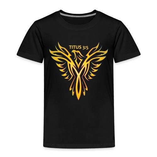 Titus 3:5 - Toddler Premium T-Shirt