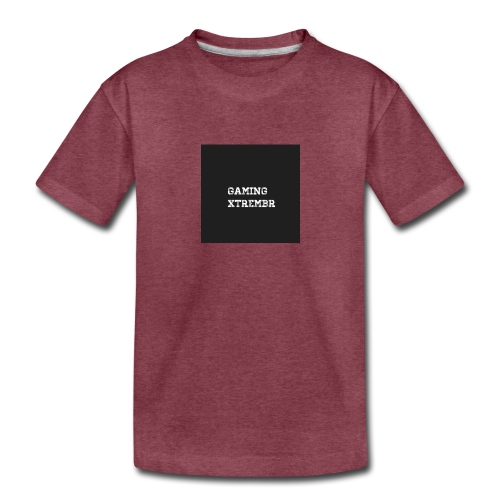 Gaming XtremBr shirt and acesories - Toddler Premium T-Shirt