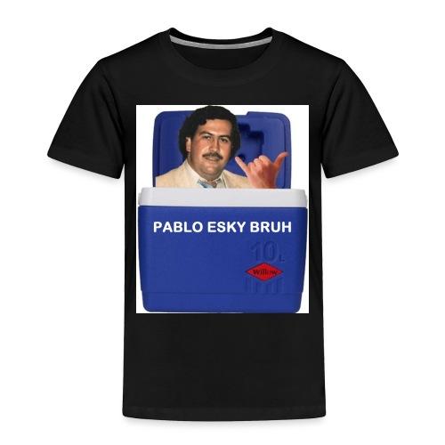 Pablo Esky Bruh - Toddler Premium T-Shirt