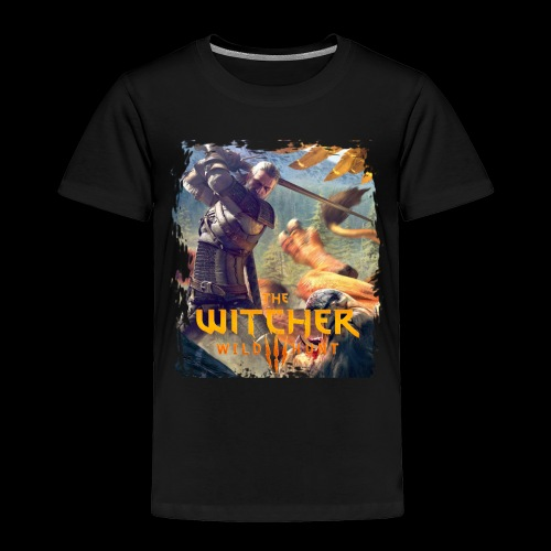 The Witcher 3 - Griffin - Toddler Premium T-Shirt