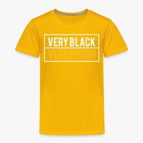 Melanin Pride - Toddler Premium T-Shirt
