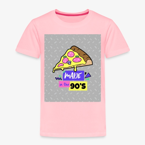 Made In The 90's - Toddler Premium T-Shirt