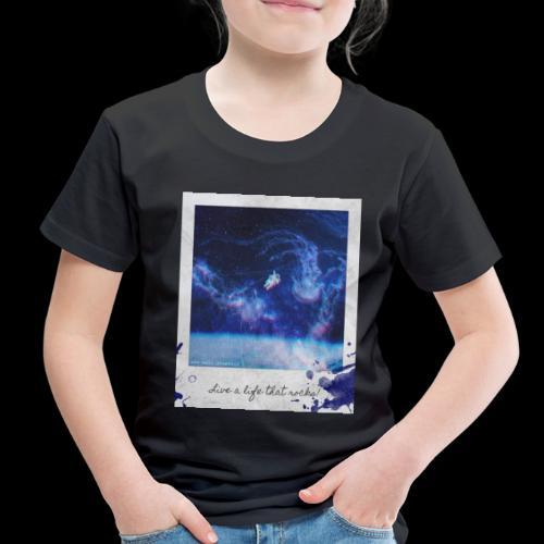 Polaroid Spaceman - Toddler Premium T-Shirt