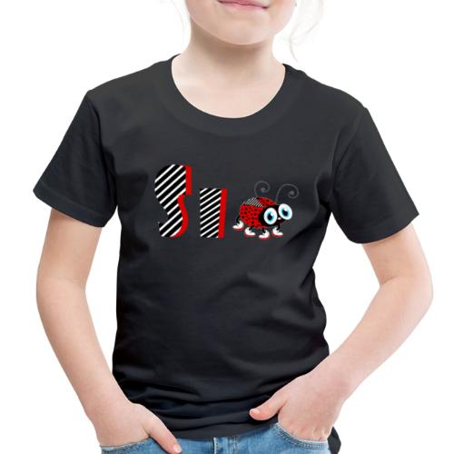 6nd Year Family Ladybug T-Shirts Gifts Daughter - Toddler Premium T-Shirt