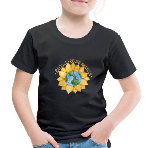Reduce reuse recycle - Toddler Premium T-Shirt