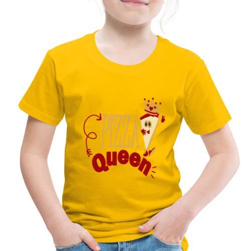 Pizza Queen - Toddler Premium T-Shirt