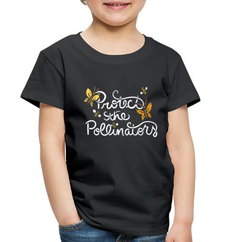 Protect the pollinators - Toddler Premium T-Shirt