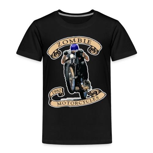 wheelie1 - Toddler Premium T-Shirt