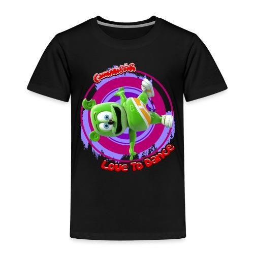 Love To Dance - Toddler Premium T-Shirt