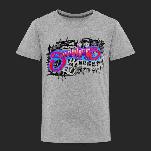 Sneakers Graffiti - Toddler Premium T-Shirt
