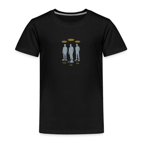 Pathos Ethos Logos 1of2 - Toddler Premium T-Shirt