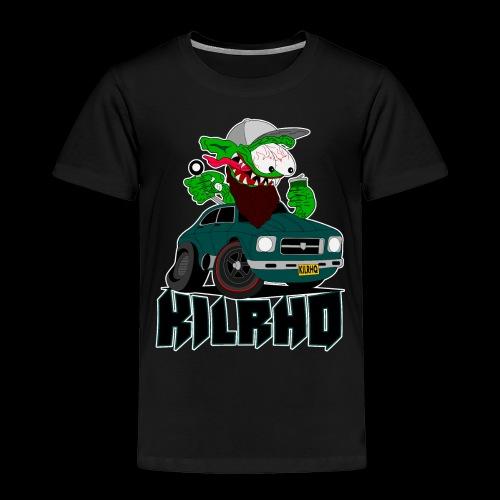 KILRHQ - HQ Kingswood - SBC Streeter Design - Toddler Premium T-Shirt
