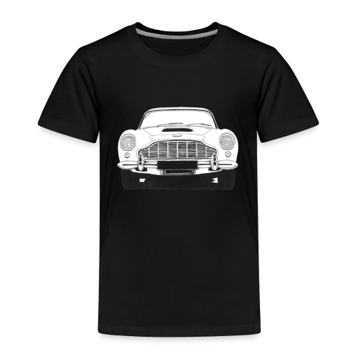 aston martin - Toddler Premium T-Shirt