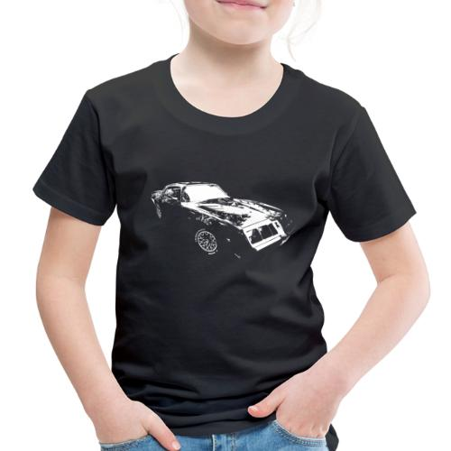 Classic Car - Toddler Premium T-Shirt