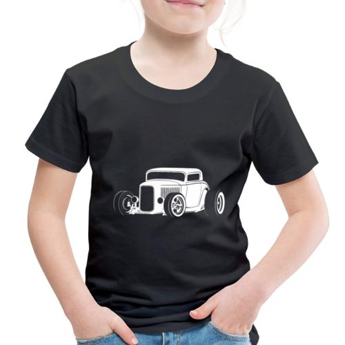 Classic American Hot Rod - Toddler Premium T-Shirt