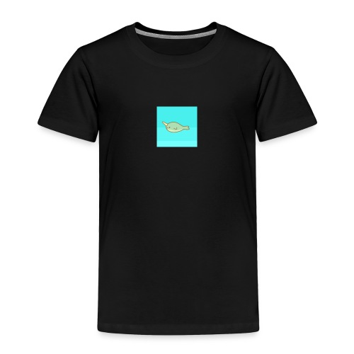 Narwhal hoddies and Ts - Toddler Premium T-Shirt
