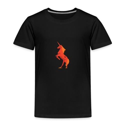 LambdaConf Red Unicorn - Toddler Premium T-Shirt