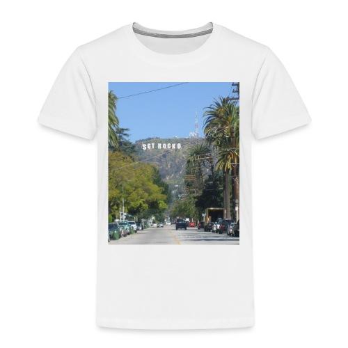 RockoWood Sign - Toddler Premium T-Shirt