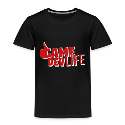 Game Dev Life (NEW DESING) - Toddler Premium T-Shirt