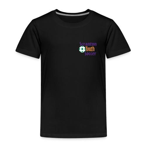 Scranton Youth Soccer 2 png - Toddler Premium T-Shirt