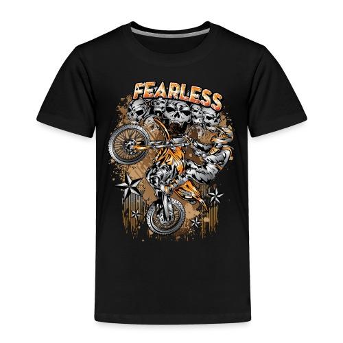Fearless Motocross KTM - Toddler Premium T-Shirt
