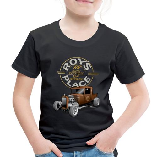 RoysRodDesign052319_4000 - Toddler Premium T-Shirt