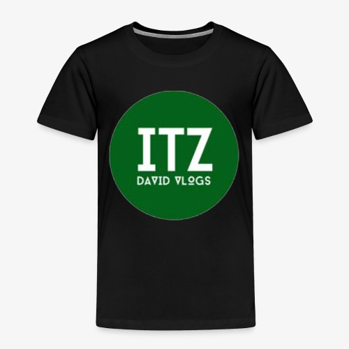 ITZ DAVID VLOGS - Toddler Premium T-Shirt